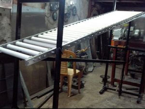 Roller Conveyors Manufacturer, Exporter, Lineshaft Roller Conveyor, Power Roller Conveyor, Manufacturers and Exporters, Mumbai, India